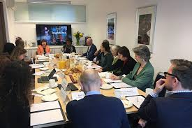 ism corporate members diversity round table 29 march 2018