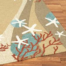 coastal area rugs awesome c waves coastal indoor outdoor rugs