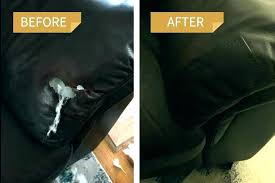 black leather couch repair kit restoration sofa co furniture patch home improvement wilsons girlfriend cast j