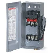 disconnects graybar store Service Disconnect Box heavy duty disconnects