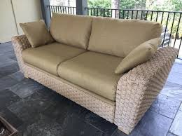outdoor upholstered furniture. Upholstered Sofa Patio Furniture Outdoor