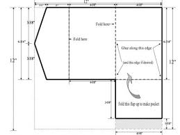 Foldable Invitation Template Pocketfold Invitation Template 12 X 12 Cardstock Wedding Invitations