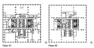World Trade Center Willis Tower Floor Plan