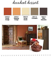 warm living room paint colors. decadent dessert color palette for the living room warm paint colors t