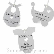 Favor Tags For Baby Shower  Baby Shower DIYBaby Shower Tag