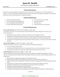 Newest Project Manager Resume Job Hero Project Manager Resume