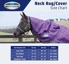 Horse Blanket Size Guide