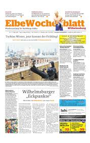 Wilhelmsburg Kw11 2015 By Elbe Wochenblatt