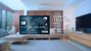 Krungthai Travel Card - YouTube