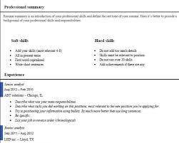 Trainer Resume Sample Professional Memo Format Template