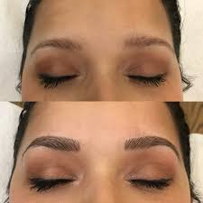 62 photos for soft and natural permanent makeup