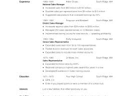 Download Resume Template Word Document Sample Free Doc Format Com 7 ...