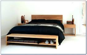 end of bed storage bench. Bench At End Of Bed Bedroom Storage .