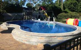 best choice for swimming pool in ground vs above within underground