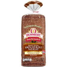 brownberry dutch country 100 whole wheat package image