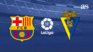 Barcelona vs Cádiz: how & where to watch - times, TV, online - AS.com