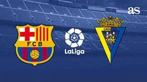 Barcelona vs Cádiz: how & where to watch - times, TV, online - AS.com