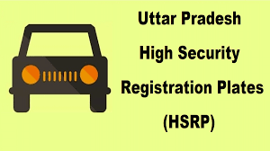 Apply Online] UP High Security Registration Plates - Book My HSRP UP