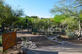 visit the serenity gardens at the westin la paloma in tucson