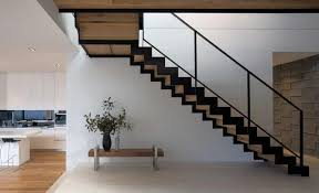 Image of: Simple And Compact Staircase