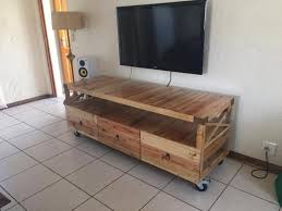 wooden pallet rustic tv stand pallet ideas recycled upcycled in diy pallet tv stand ideas