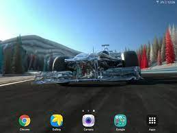 Formula Video Live Wallpaper for ...