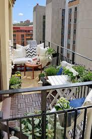 small balcony furniture ideas. Interior:Cozy Small Apartment Balcony Decorating Ideas Patio Pretty Halloween Christmas Indian Pinterest On Furniture