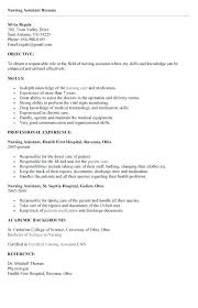 Nursing Assistant Cover Letter Fascinating Nursing Assistant Cover Letter With No Experience Chechucontreras