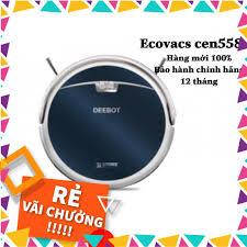 Giá bán Robot Hút Bụi Lau Nhà Ecovacs deebot CEN558