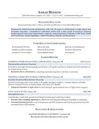 What Your Resume Should Look How A Resume Should Look As How To Make