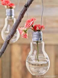 light bulb jar gifts hanging vase