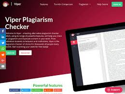 best plagiarism checkers for students and educators com  great way to check your paper if you don t want to spend any money on it the only disadvantage of viper is that they store every document you upload