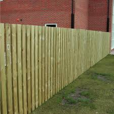Garden Fencing Cheshire Ringwood Fencing Quality Garden Fence