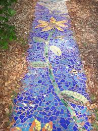 283 Best LANDSCAPING DESIGN Images On Pinterest  Garden Paths Mosaic Garden Path