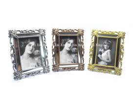 baroque style vintage gold picture frames 4x6 small vintage photo frames