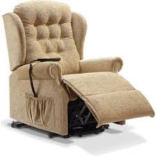 lynton rise and recline recliner chair petite