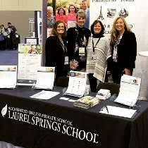 laurel springs photo of gifted education conference