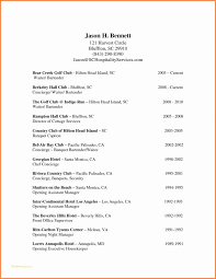 Resume Templates For Housekeeping Jobs And 50 Best Housekeeper