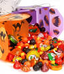 October halloween candy pictures