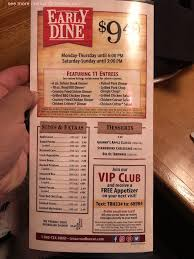 Texas roadhouse is most famous for their steaks, but offer a variety of menu options. Online Menu Of Texas Roadhouse Restaurant Council Bluffs Iowa 51503 Zmenu