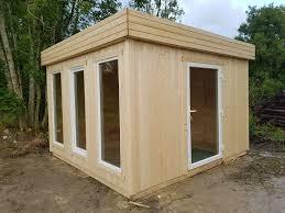 home office in the garden. Home Office In The Garden O