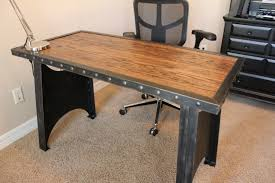 industrial furniture table. Wonderful Table Nice Industrial Furniture Desk Gantry Tables Modern  And Table D