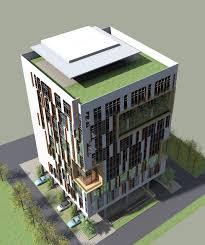 office building design. Kyay O Gyi Construction Office Building Design