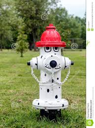 Decorated Fire Hydrants