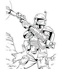 Stormtrooper Colouring Page Storm Trooper Coloring Pages Printable