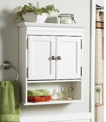 bathroom wall cabinets. white cottage style bathroom wall cabinet storage shelf cabinets