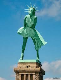 приколы со статуей свободы 50 фотожаб All статуя свободы