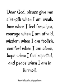 God Give Me Strength Quotes Fascinating 48 Prayers For Strength During Difficult Times Heartfelt Love And