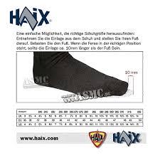 Haix Boot Scout Ii Black