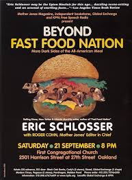 what is eric schlosser thesis in fast food nation what is eric schlosser thesis in fast food nation